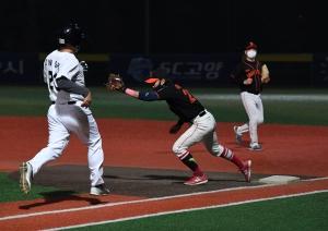 2020 고양-한스타 SBO 연예인 야구 대회 개막