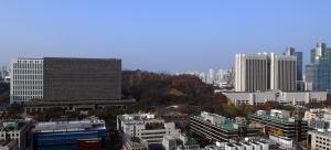 서울중앙지방검찰청, 서울중앙지방법원 자료사진