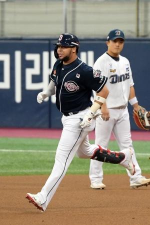 '2020 KBO 포스트시즌' 한국시리즈 2차전