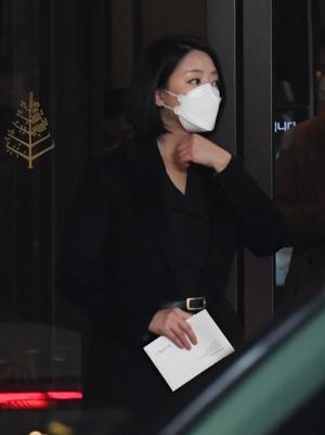 호반 장남-김민형 전 아나운서 결혼식