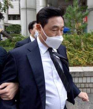 '한국타이어' 법원 출석