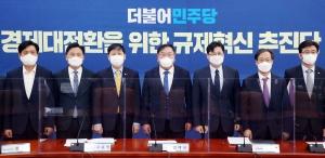 더불어민주당 선도형 경제 대전환 규제혁신추진단
