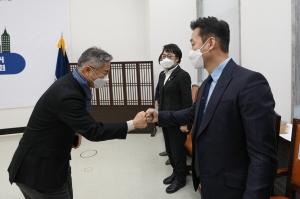 열린민주당 서울시장 후보자 정견발표