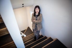 작가 유강서애와 윤승민 인터뷰
