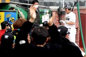 2021 KBO리그 시범경기, '삼성 vs SSG'