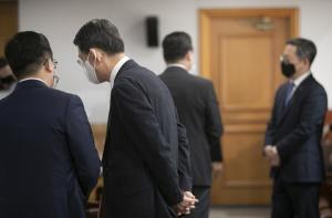 은성수 위원장 슴융권 CEO 간담회