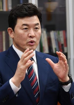 윤영석 의원 당대표 출마 인터뷰