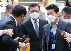 박삼구 전 금호아시아나그룹 회장 영장실질심사