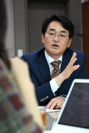 박용진 인터뷰