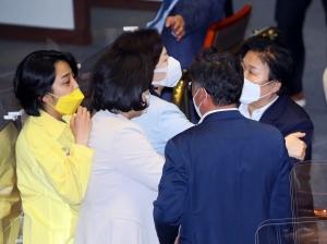 김부겸 임명동의안 본회의