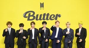 BTS, 디지털싱글  'Butter(버터)' 발매 기념 글로벌 기자간담회