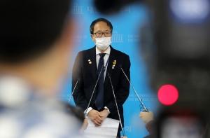 박주민, 더불어민주당 법제사법위원회 위원들 입장 발표