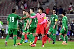 2022 카타르 월드컵 아시아지역 2차 예선, 대한민국 vs 투르크메니스탄