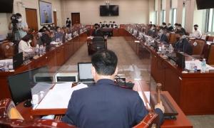 중소벤처기업소위원회, 손실보상법 심사