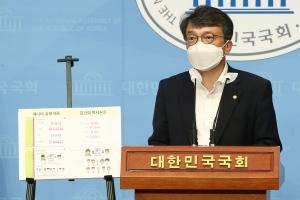 김의겸, 김건희 논문 관련 기자회견