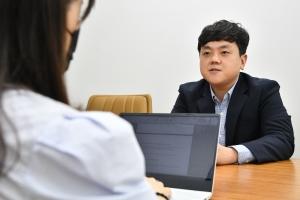 임승호 국민의힘 신임 대변인 인터뷰