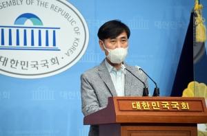 하태경, 청해부대 관련 국정조사 요구 기자회견