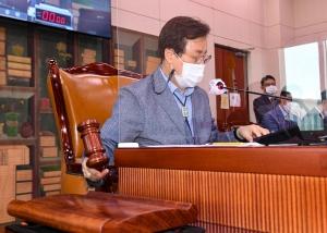 '언론중재법 심의' 국회 문체위 전체회의
