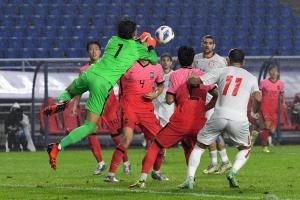 월드컵 최종예선 1차전 레바논전